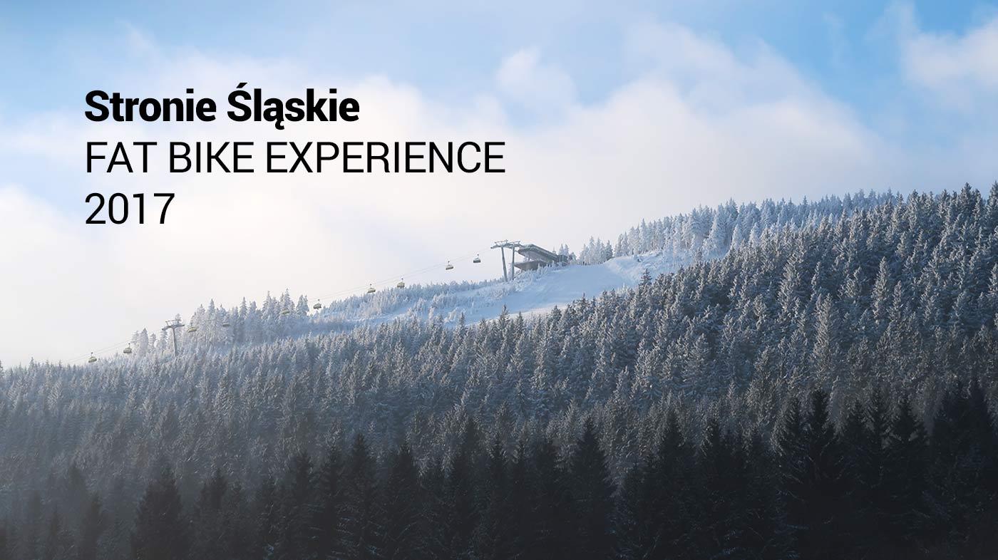 Kralický Snežník Fatbike experience 2017